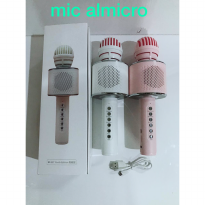 Mic Almicro Portable Bluetooth Wireless Microphone
