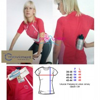Movement Session Jersey Cycling / Jersey Sepeda