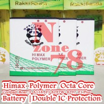 Baterai Himax Polymer Octa Core Ha30b Ha-30b Double IC Protection