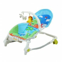 [Babydoes] Babydoes bouncer 765 Newborn to Toddler Travelling Rocker