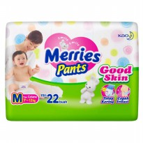 Merries Pants Good Skin 22 Pcs Medium