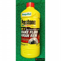 Brake Fluid DOT-3 Red-Cairan Minyak Rem Merah 1000 ML / 1 L - Prestone