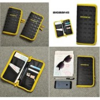 [ BIG PROMO ] Big Bang Dompet Passport & Document Organizer BAHAN OK