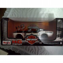 Die Cast Mobil 1967 FORD MUSTANG GT Maisto HD Custom