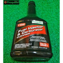 CRC Fuel Injector & Carburetor Cleaner / Pembersih 05061 355 ML