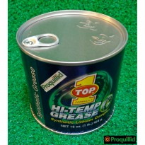 Gemuk Pelumas TOP1 Hi-Temp Grease Synthetic Lithium 10620 454 Gr TOP 1
