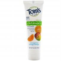 Tom's of Maine Children Toothpaste Orange Mango