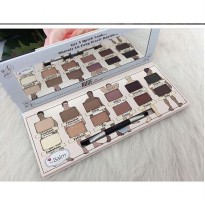 THE BALM EYESHADOW PALETTE NUDE DUDE VOL 2