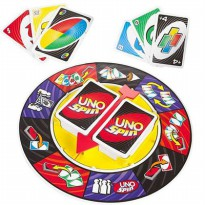 UNO Spin Board Game