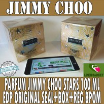 PARFUM JIMMY CHOO STARS FOR WOMEN 100ML EDP ORIGINAL TERMURAH