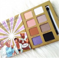 THE BALM EYESHADOW AMERICA