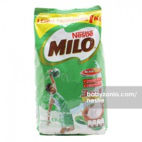 Nestle Milo 3 in 1 Active Go With Dancow - 1 kg