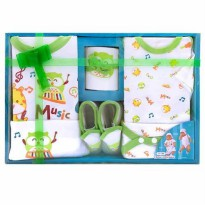 Kiddy Baby Gift Set short sleeve