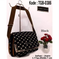 tas selempang fashion jimmy choo