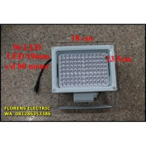 Night Vision IR Infrared Illuminator Light Lamp for CCTV Camera 96 LED / Infrared CCTV 80 meter
