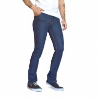 Celana Jeans Slim Bootcut cutbray Blue Helder Denim