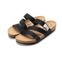 sandal goodness lock hitam