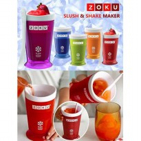 Zoku Gelas Magic Es krim Maker Milkshake Slush and Shake - Ungu