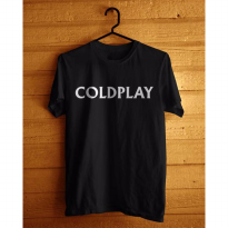 Kaos Band Coldplay #1