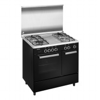 Modena CARRARA - FC 5941 L Freestanding Cooker [OVEN 67 LITER/4 GAS BURNERS] + Free Delivery