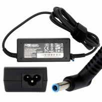 Adaptor HP Compaq 19.5V 3.33A Blue Plug PIN - Black