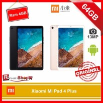 TABLET XIAOMI MI PAD 4 Plus - MIPAD 4 Plus - 64GB RAM 4GB - LTE Version
