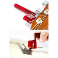 Pemutar Senar Gitar Alice String Winder Tuning Peg Puller Bridge