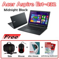 Acer Aspire ES1-432 Notebook [N3350/ 2 GB/ 500 GB/ 14'/ DOS