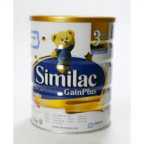 READY Susu Similac Gain Plus 850 gram utk 1 - 3 th
