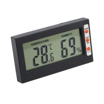 New Digital LCD Thermometer Hygrometer Temperature Humidity Meter Gauge|HG1096