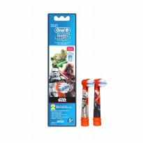 Oral-B Stages Power Kids Brush Head Refill - Star Wars (Isi 2)