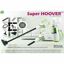 BOLDE SUPER HOOVER (Vacuum Cleaner)