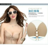WING BRA PUSH UP BRA TEMPEL MEIZHIMI BAR CLOTH INVISIBLE
