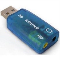 USB SOUND 5.1 / SOUND CARD