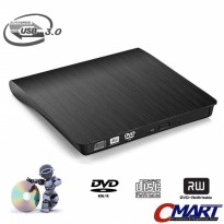 M-TECH DVD External USB 3.0 Laptop Portable DVDRW eksternal DVDRW-USB3