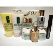 Clinique repairwear series + ddml + rinse off 8pcs COSMETIC & SKIN CARE 100 % ORIGINAL