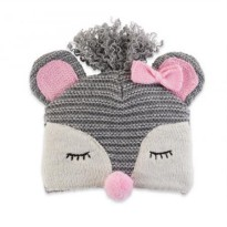 Knit Mouse Hat #150A016