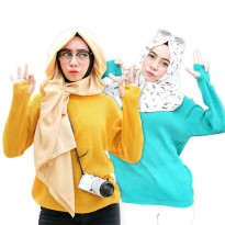 Sweater RoundHand Best Seller - Available in 7 Colors