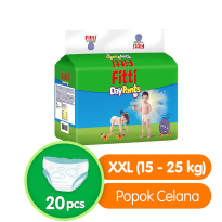 [FREE ONGKIR SE-INDONESIA] Fitti DayPants Jumbo Pack XXL 20 Popok Bayi Fitti