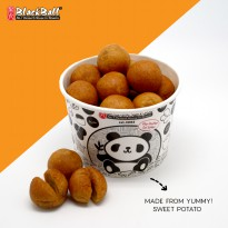 BlackBall Central Park: HONG SHU WAN ZHI (SWEET POTATO FRIED BALL)