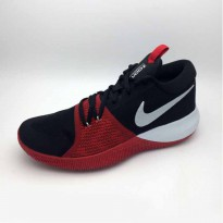 Sepatu Basket Nike Original  Zoom Assersion Black Gym Red 917505-006  Murah