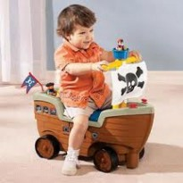 Little Tikes Play and Scoot Pirate *622113 (Gratis Ongkir JABODETABEK)