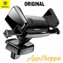 BASEUS ROBOT UNIVERSAL CLAMPING TYPE CAR AIR VENT MOUNT PHONE HOLDER