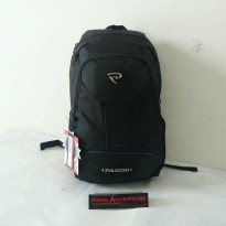 Tas Ransel Laptop 15 Palazzo 300040 Navy Free Cover Original