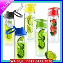 Botol Infused Water Tritan Generasi 2