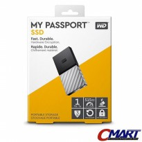 WD My Passport SSD 1TB External MyPassport Eksternal - WDBK3E0010PSL
