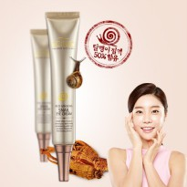 SCINIC snail eating ginseng eye cream / eye cream Premium / Premium snail / eyes moist eye cream