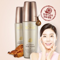 SCINIC snail eating ginseng essence / so humble essence / elasticity essence / snail skin / Lotion / Essence
