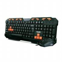Promo Keyboard+Mouse Gamming Havit Bundling