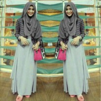 Hijab Houndstood Set 3in1